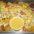 Chicken Cheese Nachos